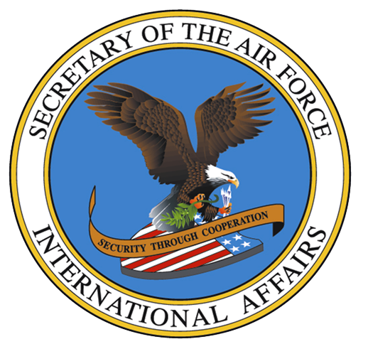Secretary of the Air Force International Affairs official seal