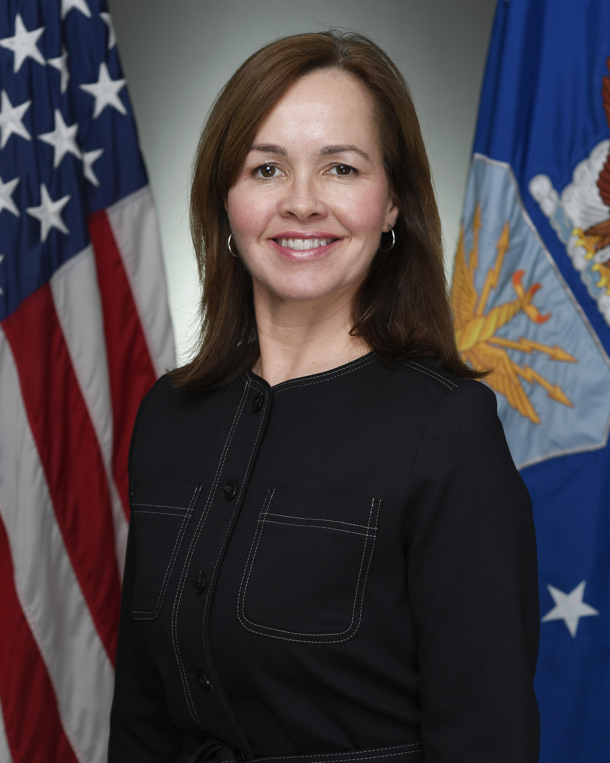 Official photo of Kelli L. Seybolt, SAF-IA